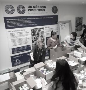 Photo Médecins du Monde Luxembourg